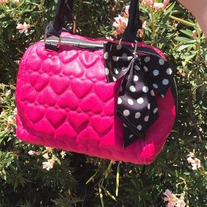 Pink Betsey bag